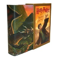 Harry Potter and the Deathly Hallows U.S Deluxe edition(哈利波特與死聖美國豪華版)