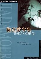 伽达默尔集/20世纪外国文化名人书库