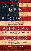 FOUR GREAT AMERICAN CLASSICS(四部美国经典小说)