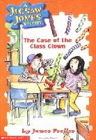 JIGSAW JONES #12: THE CASE OF THE CLASS CLOWN