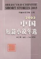 2003中国短篇小说年选
