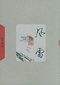 中国当代长篇小说藏本:风雷(全两册)