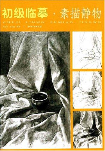 初级临摹·素描静物 封面图片