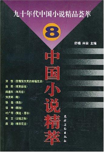 中國小說精萃8