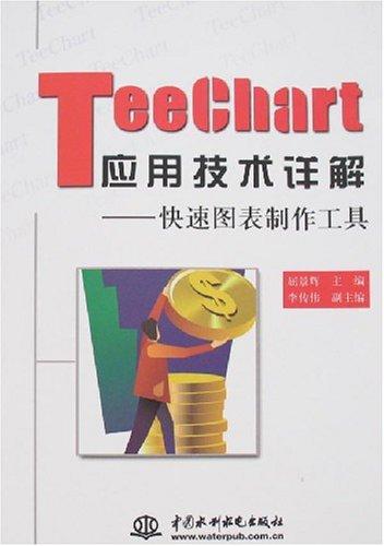 TeeChart應用技術詳解-快速圖表制作工具(屈景輝)封面圖片