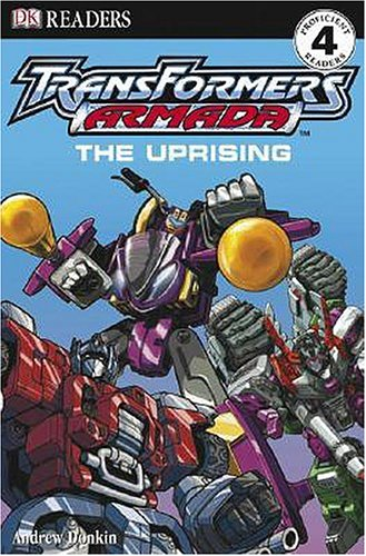 Transformers Armada: The Uprising(变形金刚:起义)