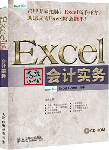 Excel高效办公--会计实务