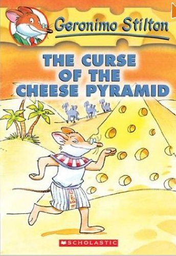 GERONIMO STILTON #02: THE CURSE OF THE CHEESE PYRAMID
