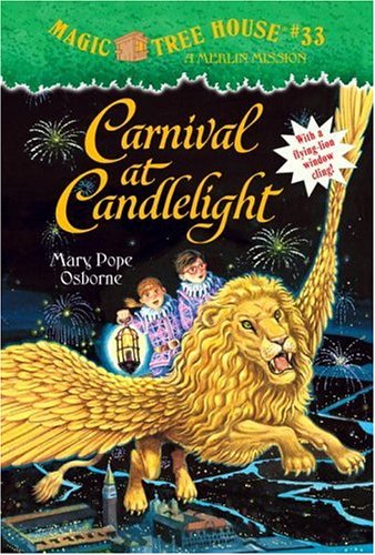 Magic Tree House:Carnival at Candlelight