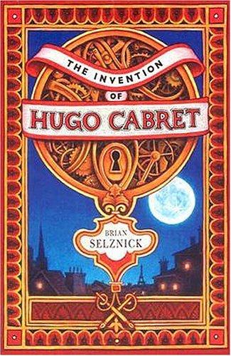 The Invention of Hugo Cabret(哈利波特替代者:雨果卡布里特的发明和创造-绘本)