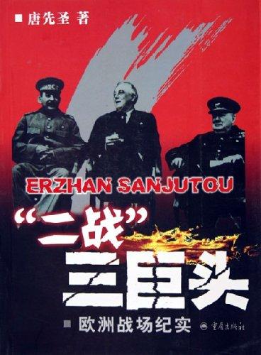 二戰三巨頭(歐洲戰場紀實)