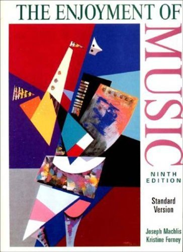 Enjoyment of Music 9e Standard Edition cloth