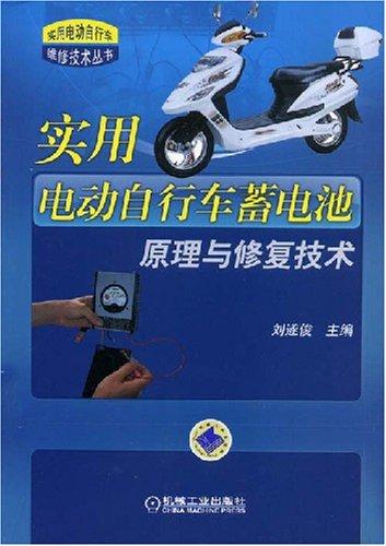 實用電動自行車蓄電池原理與修複技術