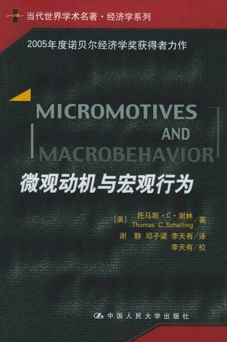 微觀動機與宏觀行為