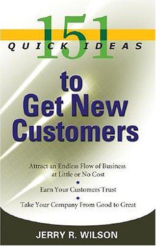 151 Quick Ideas to Get New Customers()封面图片
