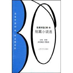 改革开放30年短篇小说选