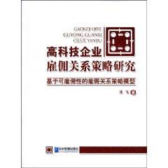 高科技企业雇佣关系策略研究