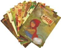 萤火虫世界经典童话双语绘本系列(套装共10册)