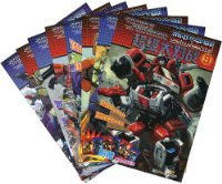 变形金刚超级大对战(9-16)(套装全8册)(附赠精美人物卡片8张)