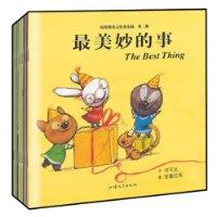 咕噜熊英文绘本乐园(第2辑):兔子芭妮卷(套装共6册)和兔子芭妮一起学会人际交往(附学习手册1本+光