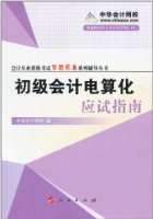 2011年会计从业资格考试梦想成真系列辅导丛书•初级会计电算化应试指南