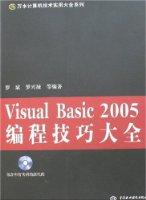 Visual Basic 2005编程技巧大全(附盘)