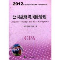 2012年度注冊會計師全國統一考試輔導教材:公司戰略與風險管理