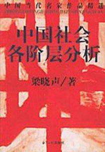 中国当代名家作品精选:中国社会各阶层分析