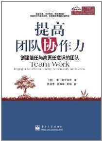 提高團隊協作力:創建信任與高責任意識的團隊