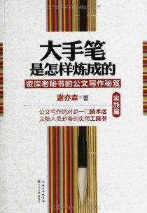 大手筆是怎樣煉成的:實踐篇+理論篇(套裝共2冊)