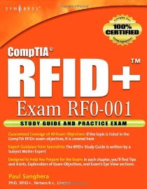 RFID+: CompTIA RFID+ Study Guide and Practice Exam (RF0-001)