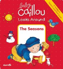 Seasons: A Toddler\'s Search and Find Book