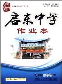龙门名师系列之初中篇·(2014春)启东中学作业本:9年级数学(下)(R)