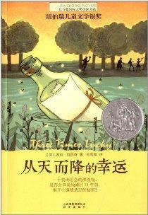 长青藤国际大奖小说书系(第2辑):从天而降的幸运