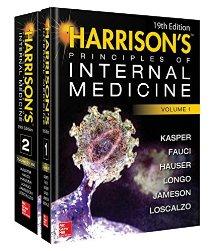 Harrisons Principles of Internal Medicine: Vol 1&2