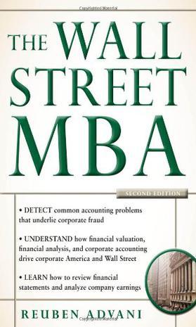 WALL STREET MBA 2E