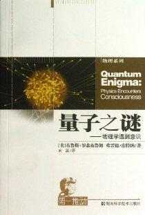 第一推动丛书•物理系列:量子之谜•物理学遇到意识
