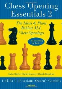 Chess Opening Essentials: 1.d4-d5 / 1.d4-various / Queen\'s Gambits