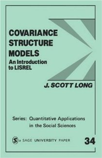 Covariance Structure Models: An Introduction to LI