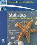 Statistics for Business & Economics 6/e