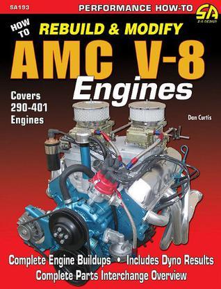 How to Rebuild and Modify AMC V-8 Engines