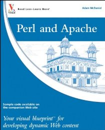 Perl and Apache: Your Visual Blueprint for Develop