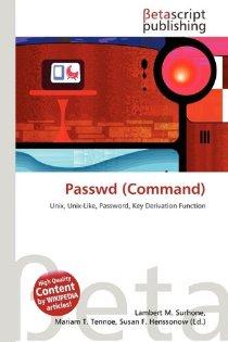 Passwd (Command)