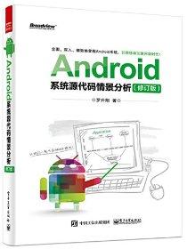 Android系統源代碼情景分析(修訂版)(附光盤)