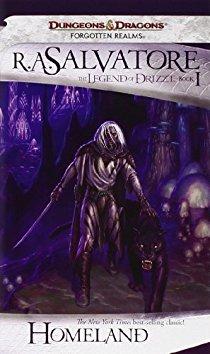 Homeland: The Dark Elf Trilogy, Part 1