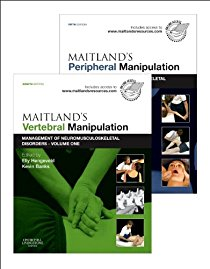 Maitland's Vertebral Manipulation, Volume 1, 8e and Maitland's Peripheral Manipulation, Volume 2, 5e (2-Volume Set): Management of Musculoskeletal Disorders - Volumes 1 & 2, 1e