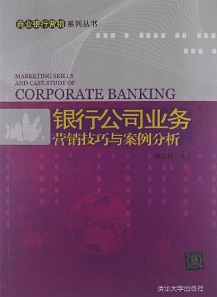银行公司业务营销技巧与案例分析