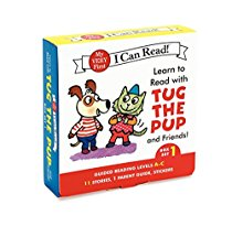 Learn to Read with Tug the Pup and Friends! Box Se