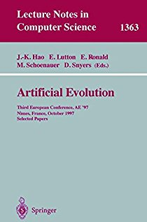 Artificial Evolution: Third European Conference, A