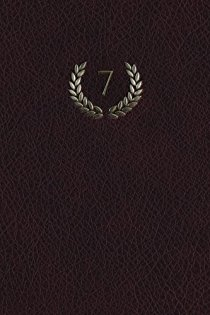 Monogram 7 Journal: 365 Page Journal Diary Noteboo